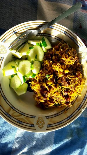 Cooking Homemade Goat Biryani Indian Food Caribbean Life Trinidad And Tobago Basmati Rice