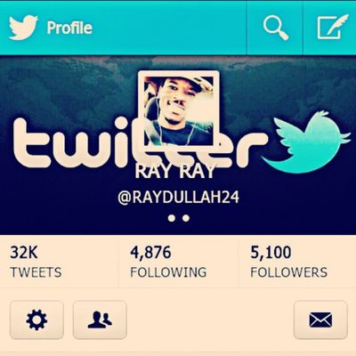 Follow me on twitter @RAYDULLAH24 TeamFollowBack Mustfollow Pleasefollow Comment likealways instagram instalike