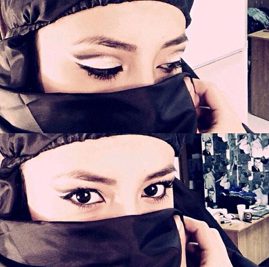 Arabic Makeup Eyes Eye4photography  Check This Out Hello World Taking Photos