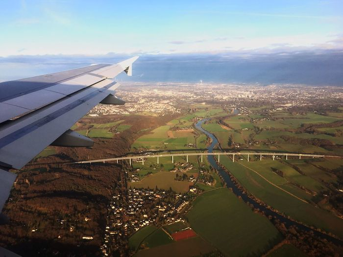 Plane Flight Wing DUS Airport Germany Enjoying Life Hello World How Do We Build The World? The Great Outdoors - 2016 EyeEm Awards Need For Speed Embrace Urban Life Traveling Home For The Holidays Perspectives On Nature Go Higher Go Higher