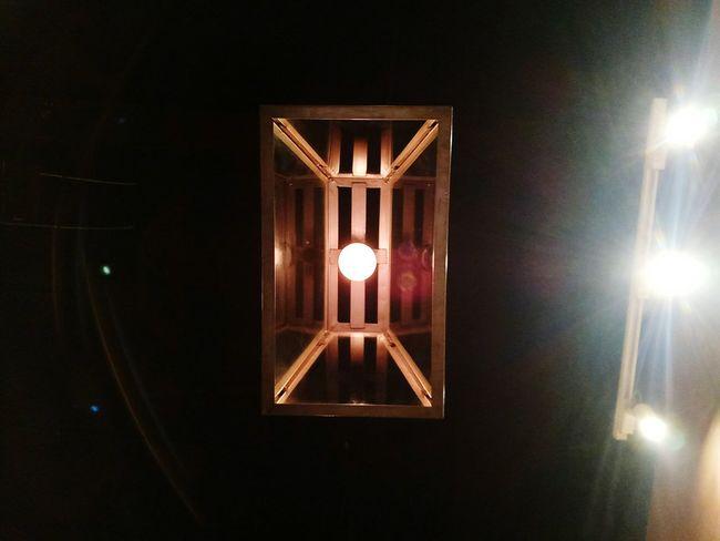 Illuminated Night Lighting Equipment No People Indoors