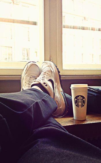 Starbucks Nike Berlin Coffee