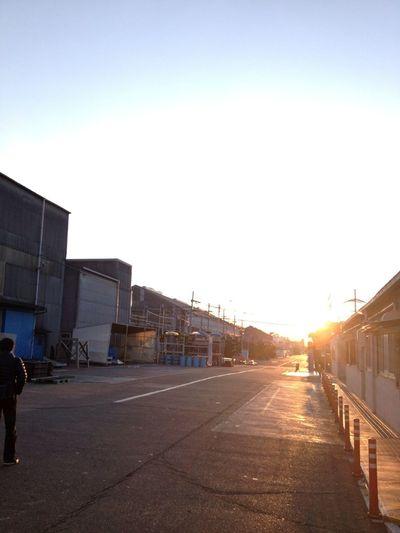 Sunset #nofilter#noedit