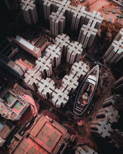 dude where's my boat? Unusual Unusual View Aerial From Above  Transport Boat Shopping Mall Shopping Center Futuristic Ghost In The Shell Cities Abstract Drone  Dronephotography Dronephotography Hongking Buildings Hong Kong Hong Kong City Dji Mavic Pro Aerial View Aerial Photography High Angle View No People Outdoors Day Building Exterior Architecture City Cityscape Adventures In The City The Traveler - 2018 EyeEm Awards