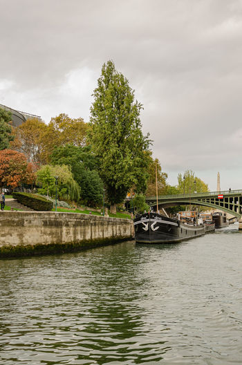 On the Seine of