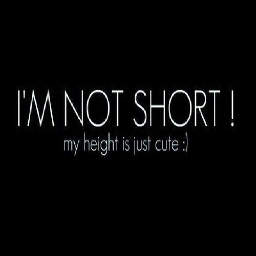 Shortie Cute Veryverycute Quote