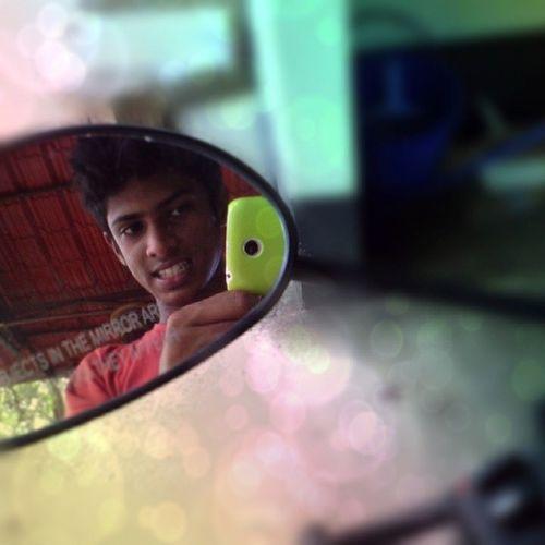 Randomz *-* Mirror :-* Mob :) I_luv_my_byk <3