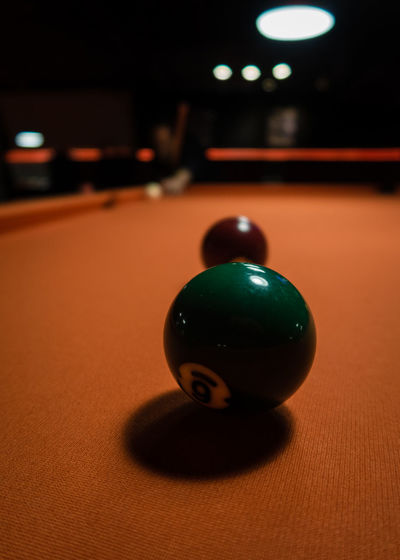 Ball Billiards Close-up Competition Focus On Foreground Indoors  Nineball No People Orange Color Pool - Cue Sport Pool Ball Pool Cue Pool Table Snooker Snooker Ball Sport Sports Equipment Table
