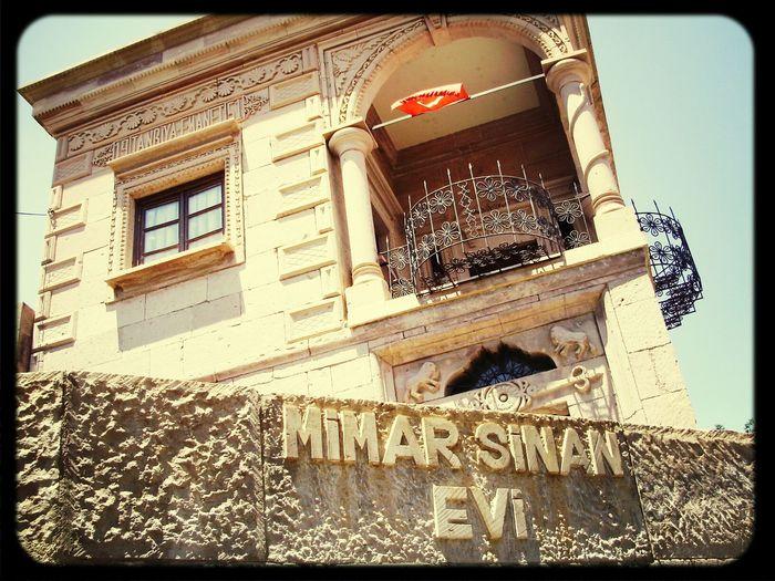 Ağırnas/Kayseri Mimar Sinan Memleket