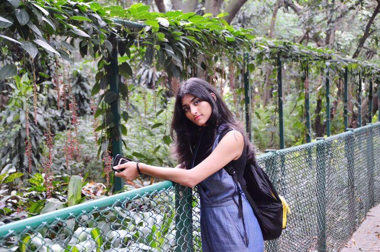Natures bliss Nature Park Eveningwalk Greenary LoveNature Jumpsuit Ontheway