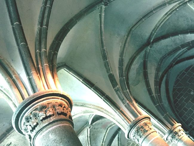 Abbey vault gothic church middle age EyeEm Selects Close-up Architecture Personal Perspective First Eyeem Photo