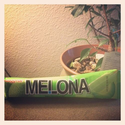 Oh Melona, you ma only friend! Treatyoself Cheatweek Icecreamfiend Ithinkihaveaproblem classic classy simplepleasures