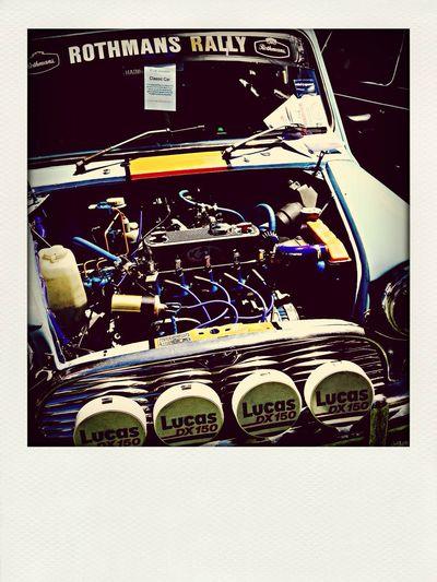 Mini Cooper Vintage Cars