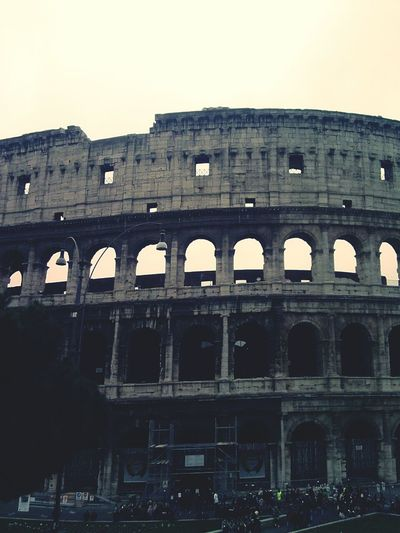 My first view of the Colosseo Rome Colosseo EyeEm Best Shots EyeEm Italy