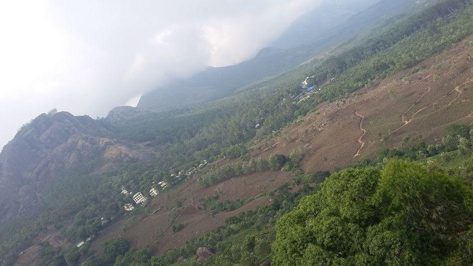 Hills And Valleys Munnar Kerala