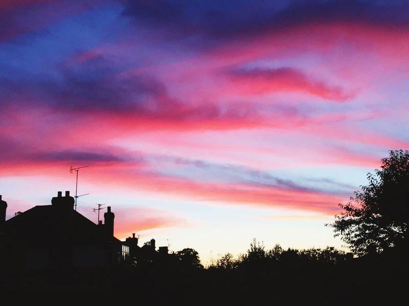 Childwall Sunset