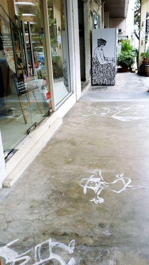 Art Floor Art Mystery Book Vending Machine Shops Tiong Bahru Singapore