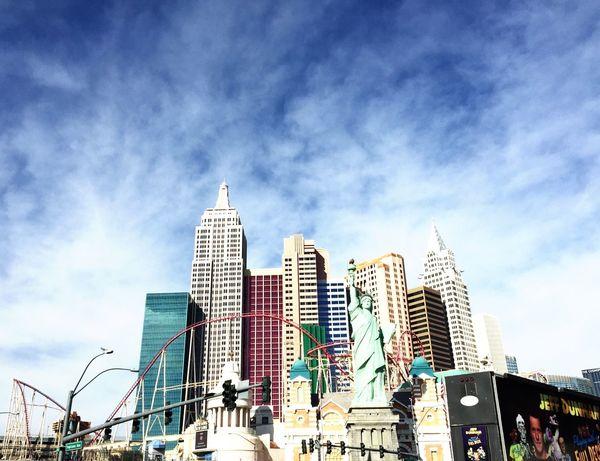 Las Vegas Newyorknewyorkhotel