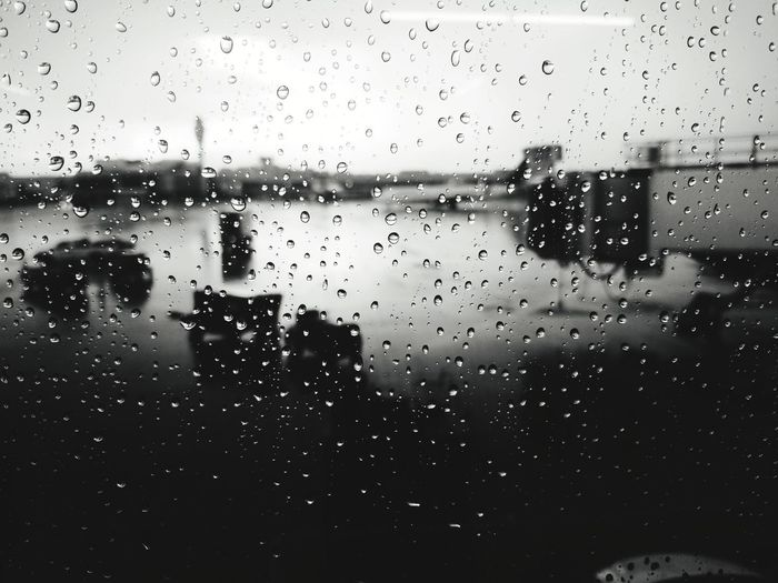 rains and travels #Airport Plane Hartsfield-jackson Atlanta International Airport (atl) Water Backgrounds Full Frame RainDrop Drop Wet Window Condensation Weather Rain Water Drop Droplet Dripping Blurred Monsoon Glass Frosted Glass Rainy Season