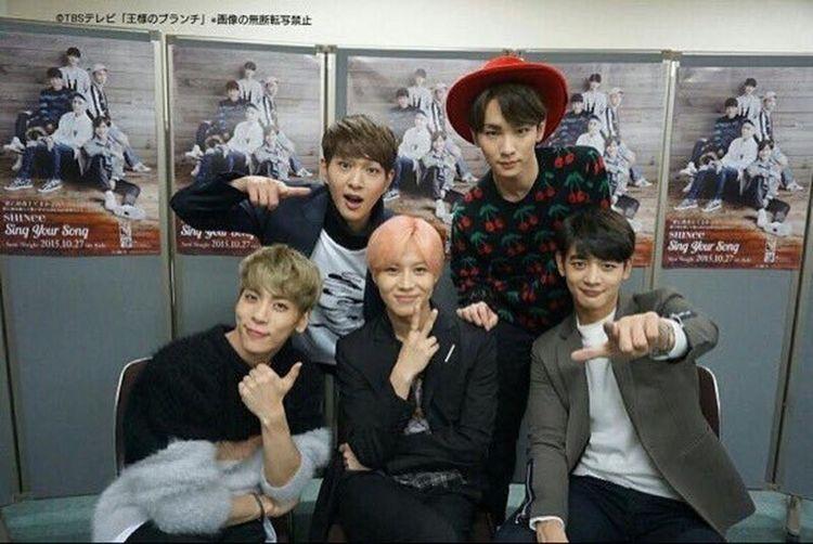 SHINeeのペンミとsuper concert行ってきた👾SHINeeお疲れ様😭 Shinee ペンミ お疲れ様 韓国
