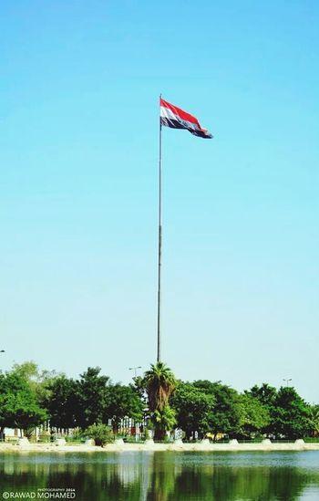 اكبر سارية علم في العراق