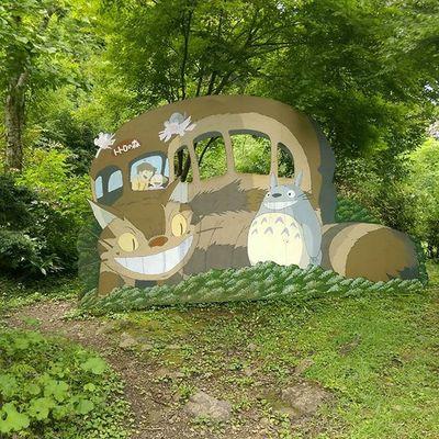 猫バス 猫バス ととろの森 トトロ トトロ めい さつき 大分