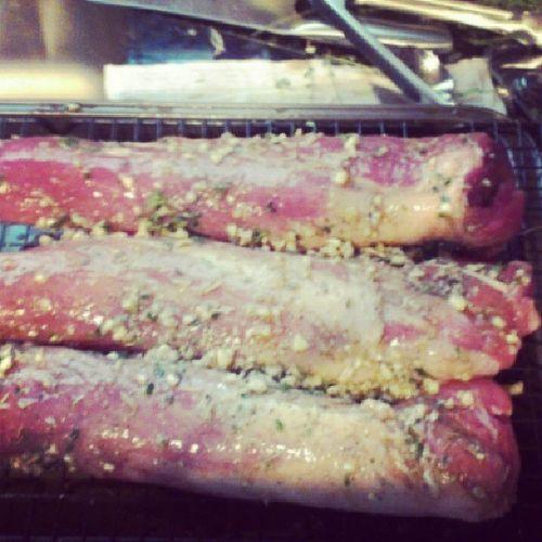 Before PorkLoin Chef Precook