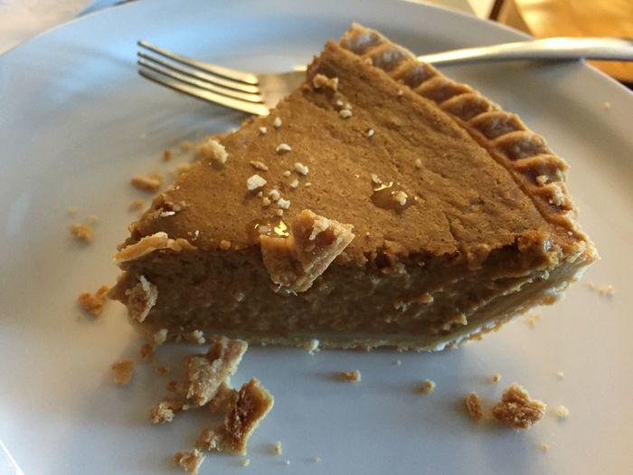 Foodspotting pumpkin pie