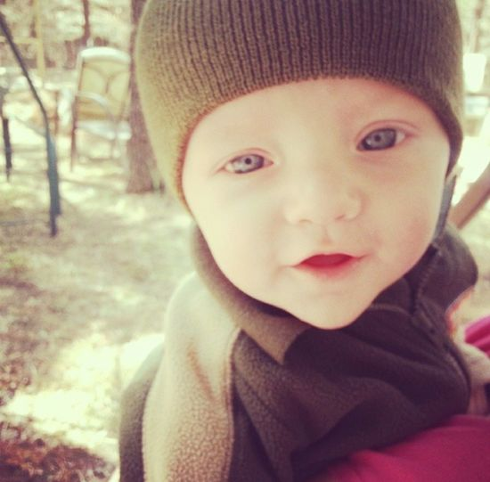 My baby boy 1 First Eyeem Photo