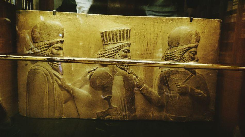 Roots pt2 Persian Darius King Britishmuseum