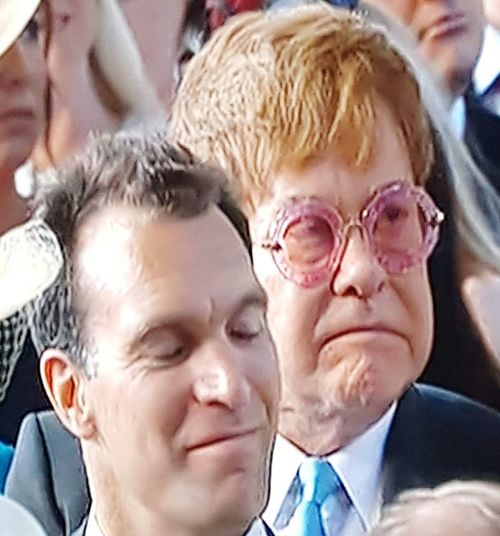 Glasses Elton