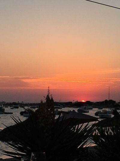 Hidden Gems  Sunset Formentera Red Sky At Sunset Sun Sea And Sky Summertime Summer Picoftheday Colors EyeEm Nature Lover