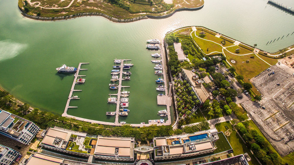 Aerial View Architecture Boats Building Exterior Built Structure City Habour View High Angle View Outdoors Residential  Sailboat The Great Outdoors - 2017 EyeEm Awards Transportation Water Yatch Warmer Malaysiaphotography Aerial Shot Dronephotography Aerial Photography PUTERIHARBOUR Iskandar, Johor Malaysia