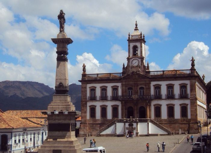 Ouro Preto - Brasil Minas Gerais ExploringBrazil Landscape_Collection Sky Collection Clouds And Sky Church EyeEm Best Shots - Architecture Eye4photography  Tadaa Community