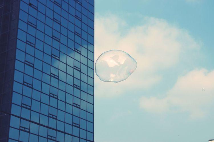 보글보글 Bubbles Pentax South Korea Seoul Insadong