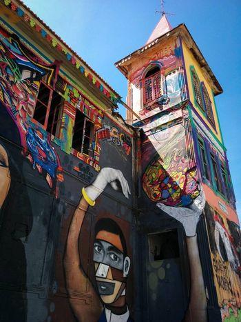 Olhao Algarve, Portugal Tag Street Art Ruins Summer Enjoying Life
