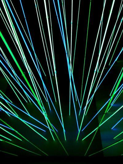 Art Lucio Fontana Ambienti/environments Neon Lights