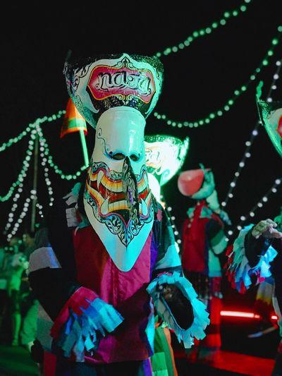 ผีตาโขน Celebration Representation Multi Colored Mask Arts Culture And Entertainment Disguise Decoration Close-up Festival Creativity Carnival - Celebration Event No People Art And Craft Mask - Disguise