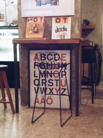 Alphabetography Interior Design OTdergi Hayatsokaklarda