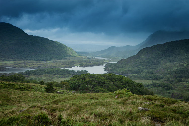 Beauty In Nature Ireland Kilarney National Park Landscape Mountain Nature No People Outdoors Ring Of Kerry Scenics Tranquil Scene Tranquility Water