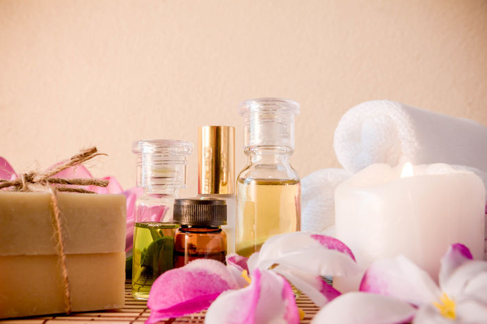 Alternative Therapy Aromatherapy Beauty Beauty Product Beauty Spa Beauty Treatment Body Care Bottle Close-up Flower Freshness Health Spa Hygiene Indoors  Luxury Massaging No People Pampering Purity Relaxation Scented Spa Treatment Still Life Toiletries Wellbeing