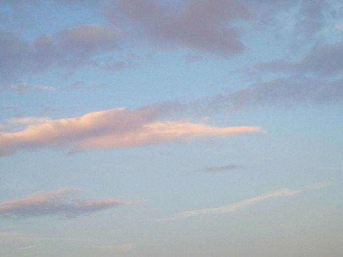 Beauty In Nature Tranquil Scene Sky Cloud - Sky Cloud Meteorology Dawn Cloudscape No People Sky Only