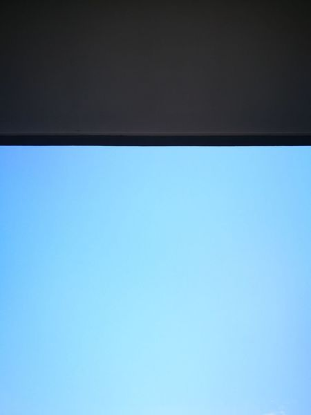 roof under the sky No Clouds Building Sky Palace Blue Backgrounds Close-up Scenics Calm Tranquility Tranquil Scene