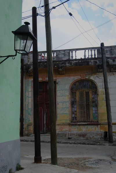 Architecture Door Built Structure Outdoors No People Street Light Turquoise Colored City Sky Day Decline EyeEmNewHere