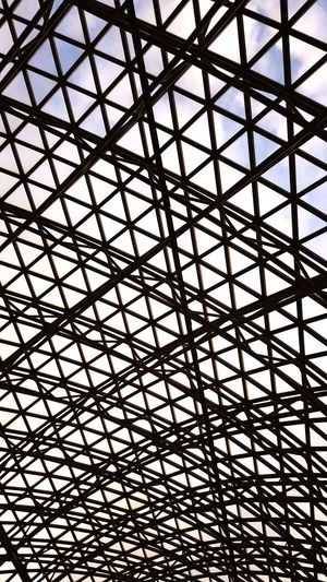 Grid Triangle Hexagon Architectural Design Metal Grate
