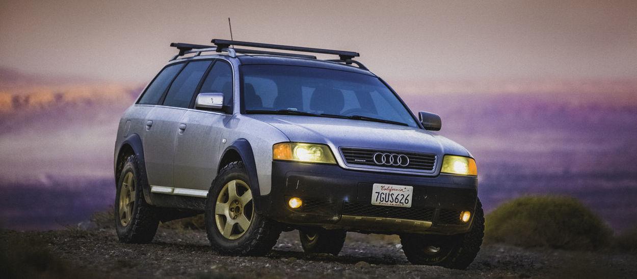 A Allroad Audi First Eyeem Photo