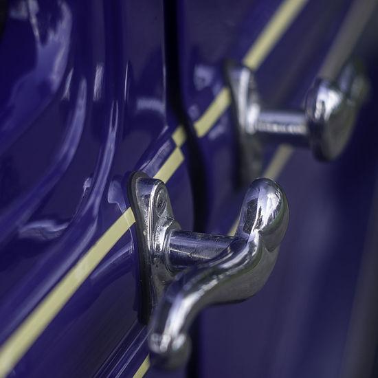 shiny doorknob