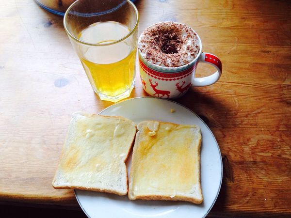 Everyday Lives Breakfast xxxxx