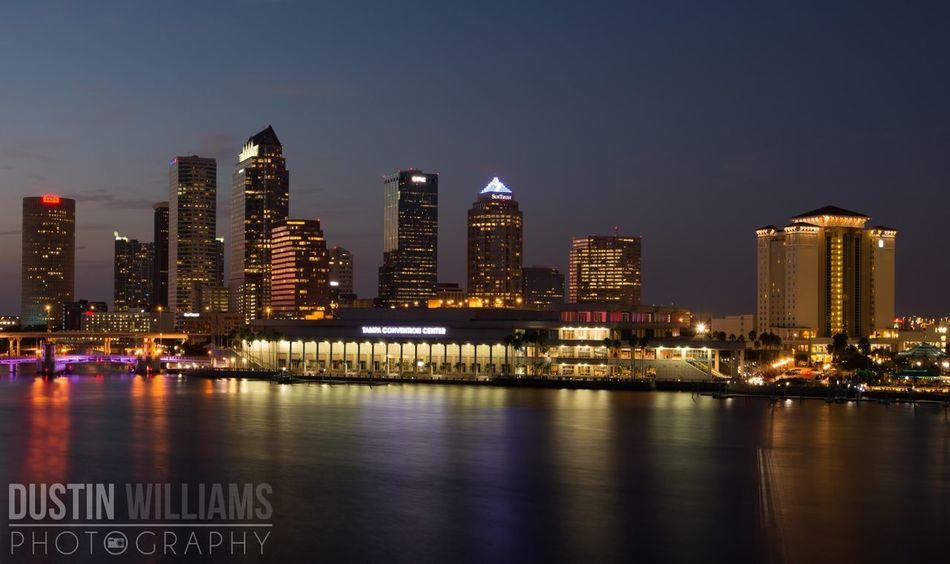 Tampa, FL Downtown Tampa Florida