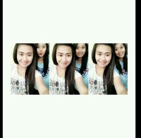with my bestfriend ♥